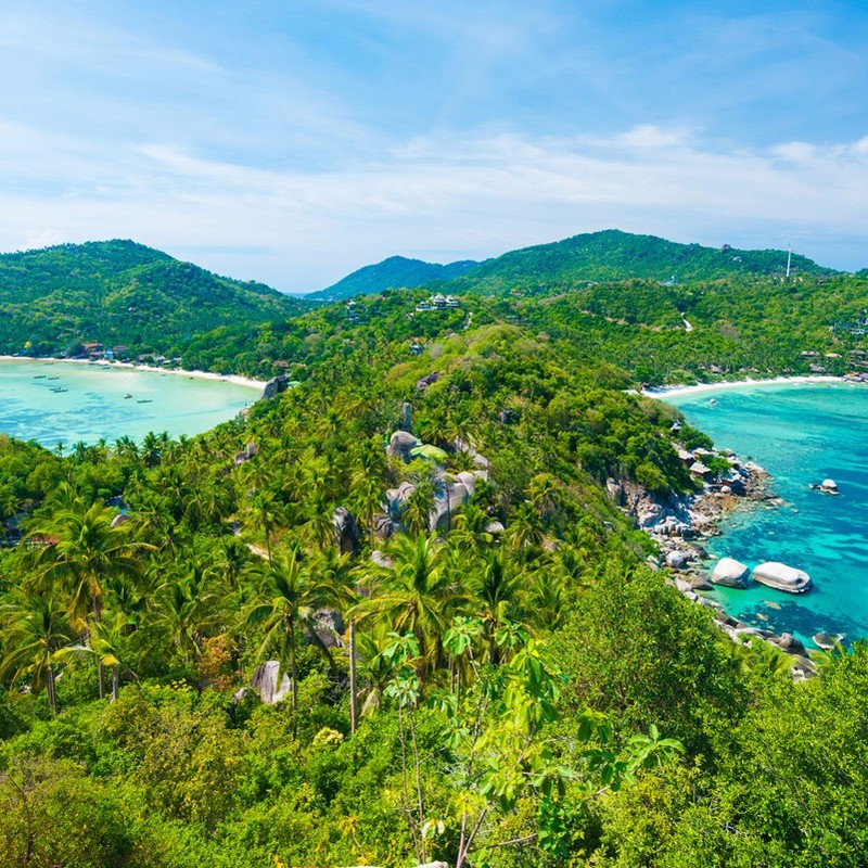 Island Hopping in the Gulf of Thailand Image 4