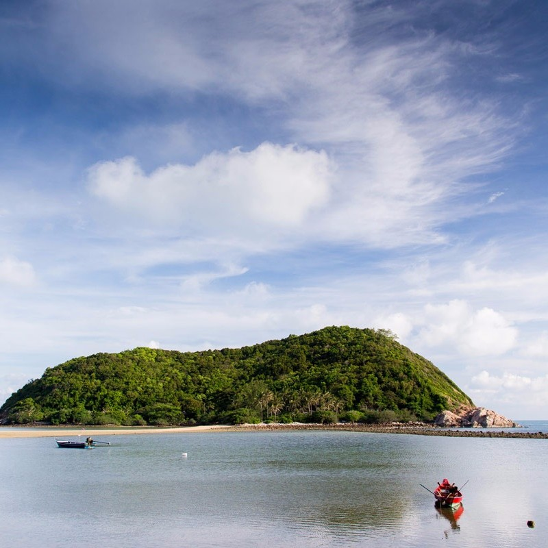 Island Hopping in the Gulf of Thailand Image 6