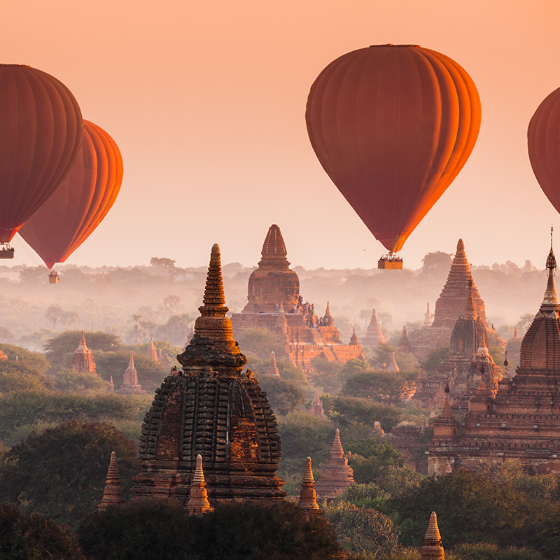 Essential tour of Myanmar Image 2