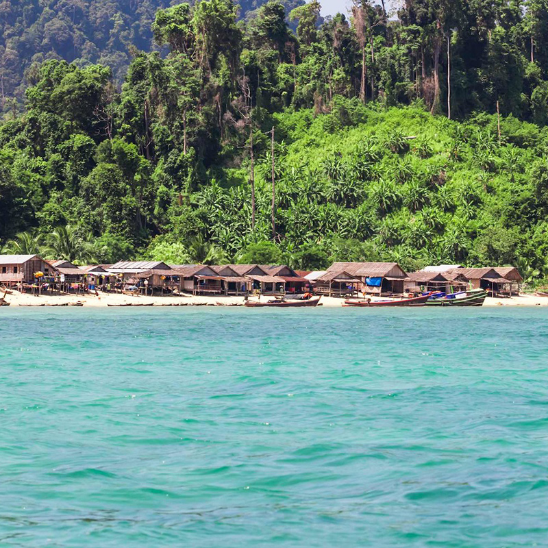 Sailing The Mergui Archipelago with Burma Boating Image 5
