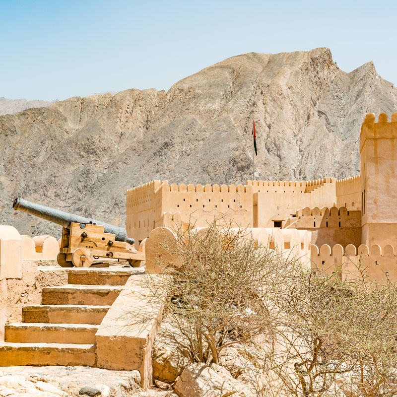 Comprehensive Oman and UAE private tour Image 4