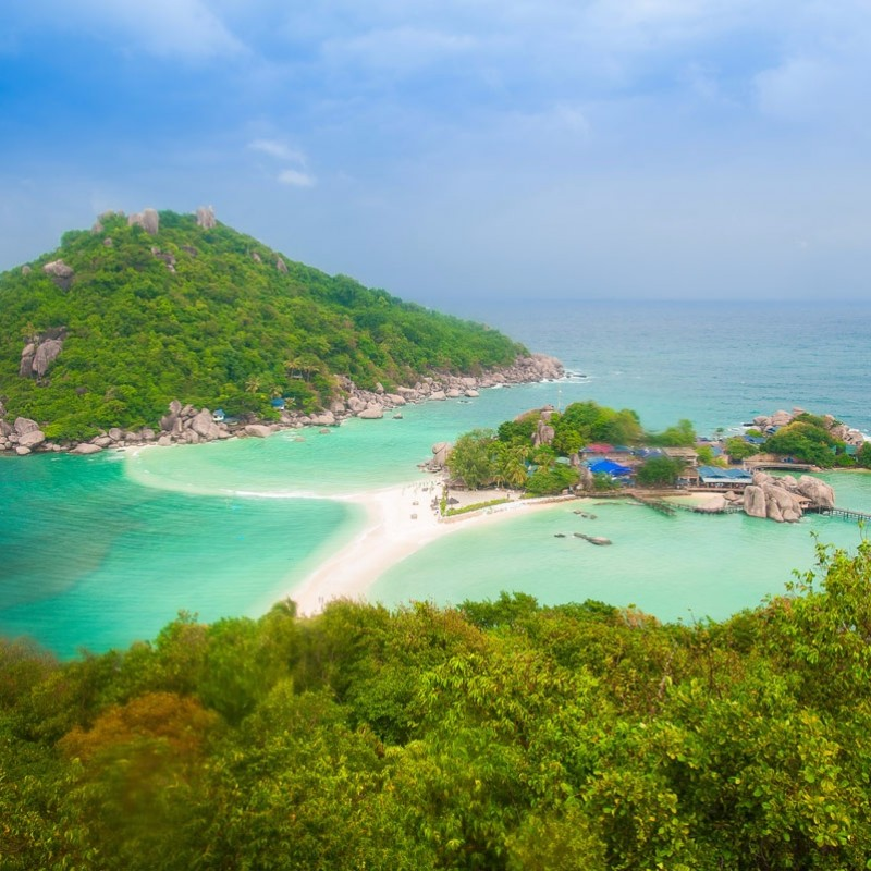 Island Hopping in the Gulf of Thailand Image 5