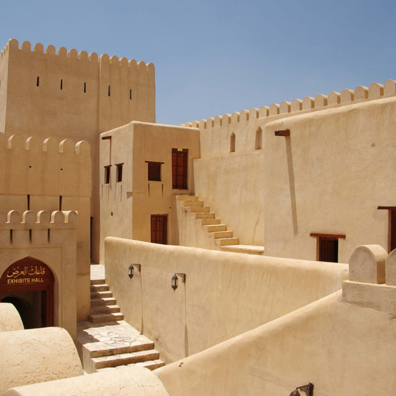 Comprehensive Oman and UAE private tour Image 3