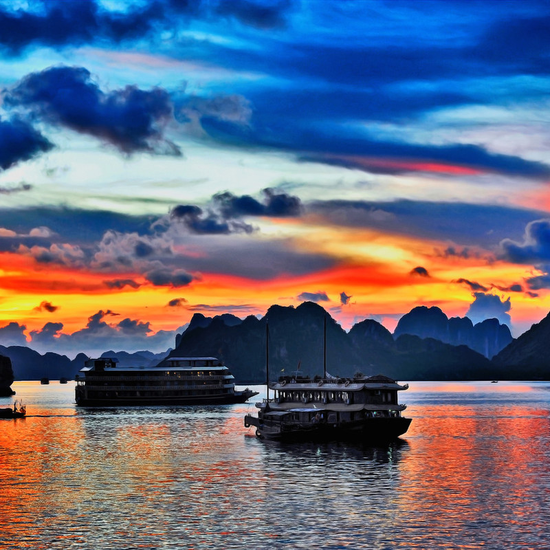 Cruising in Ha Long Bay with Indochina Sails Image 1