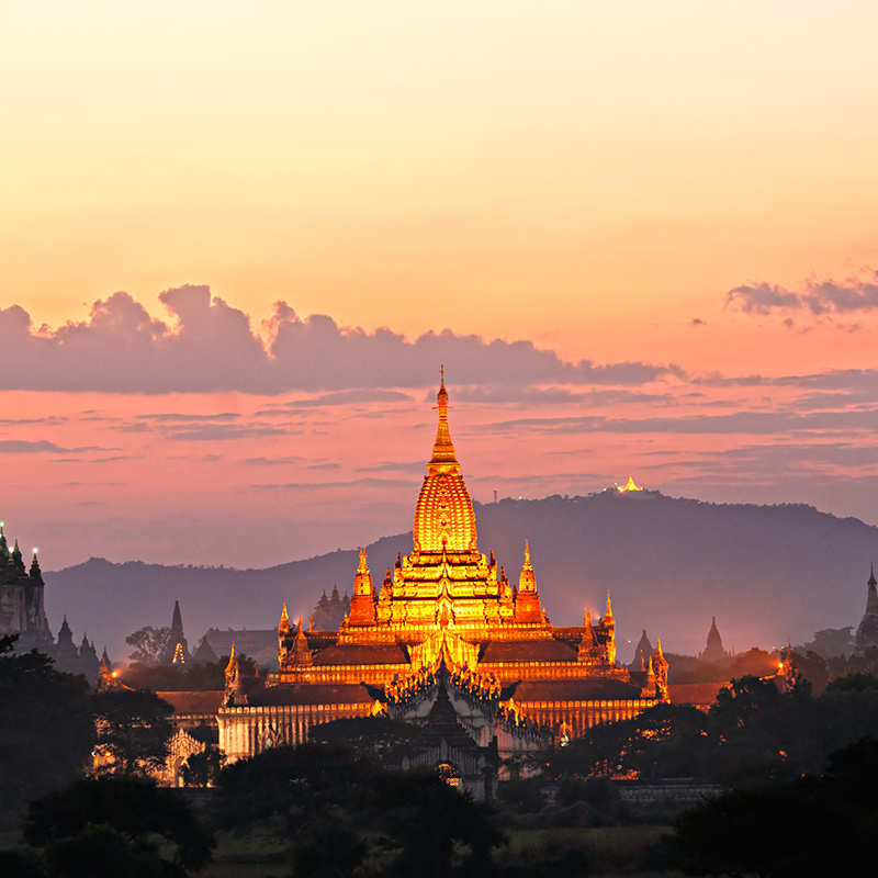 Temples and Beaches of Myanmar Image 2