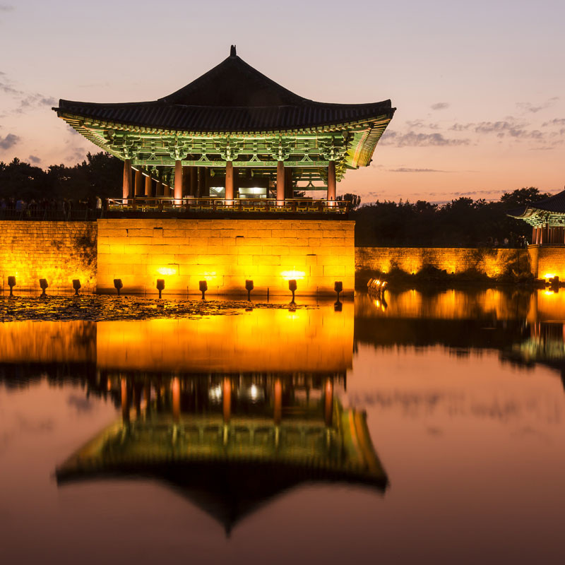 Comprehensive South Korea Tour at a glance