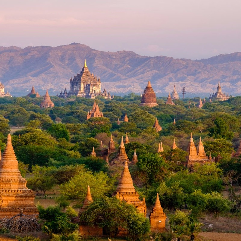 Luxury Myanmar Honeymoon at a glance