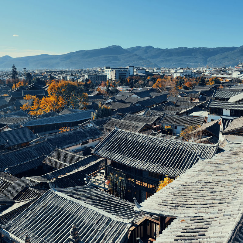 Yunnan, Kunming-Dali-Lijiang by train at a glance