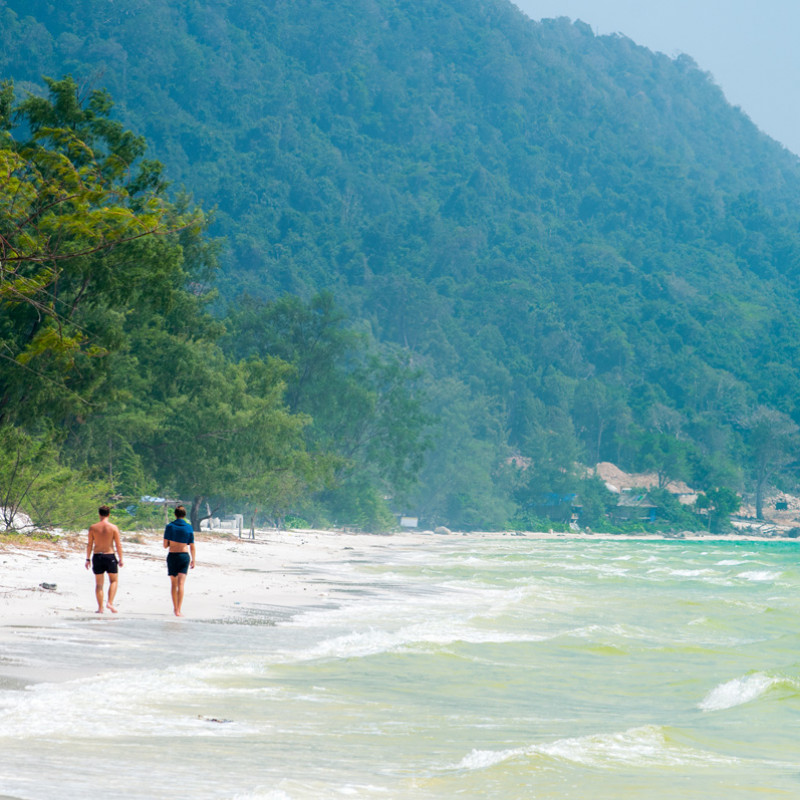 Expedition to Cambodia's South Coast, Kep and Sihanoukville at a glance